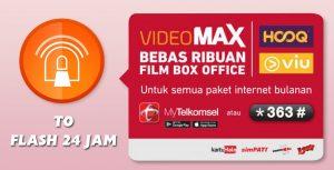 Videomax Telkomsel